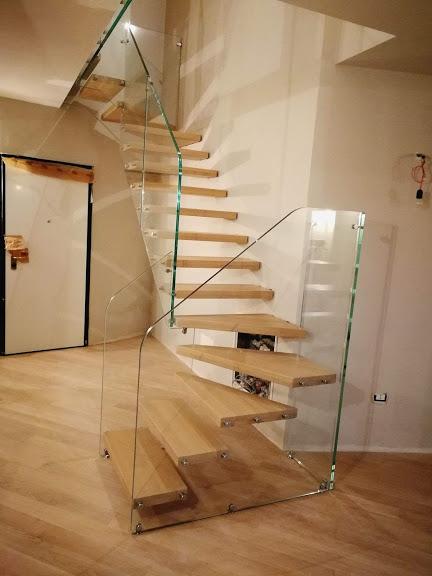 sbalzo legno vetro 2